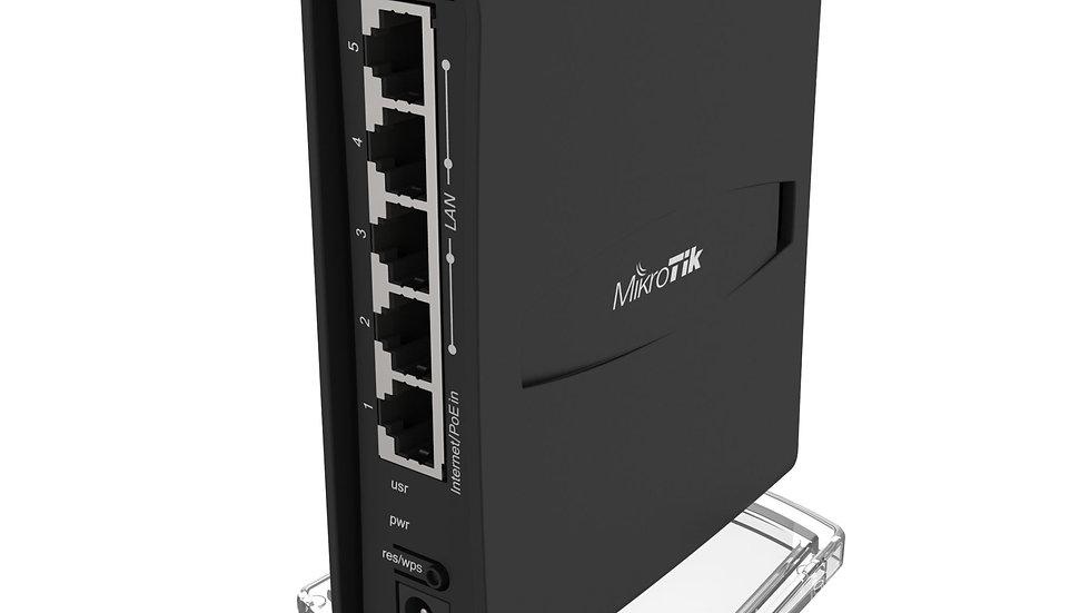 Lightspeed Configured - MikroTik hAP ac2