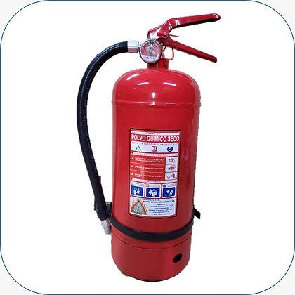 Extintor PQS 04 Kg al 75% F.M.