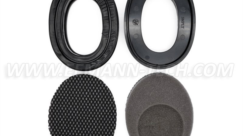 DAA SILICON GEL REPLACEMENT EAR PADS FOR 3M™ PELTOR™