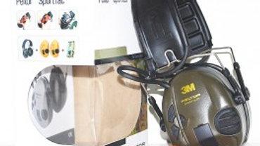 3M PELTOR SPORTTAC ELECTRONIC EARMUFFS