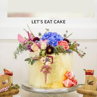 Let's Eat Cake