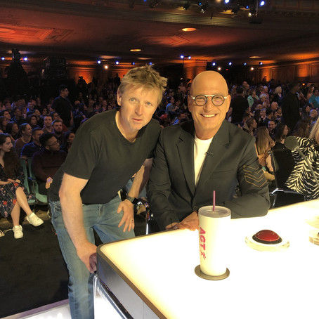Howie Mandel and ePlay Digital Announce Partnership | People Magazine