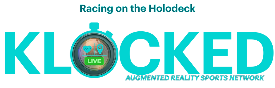 Klocked Logo with tagline and holodeck.p