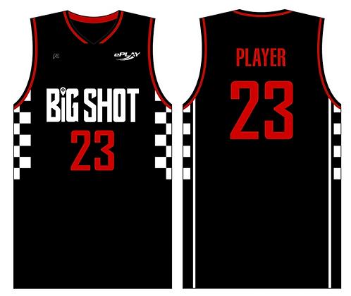 Big Shot Basketball Jersey