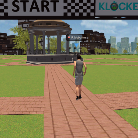 ePlay announces completion of Holo3D acquisition, Apple approval of Klocked, and release of Klocked