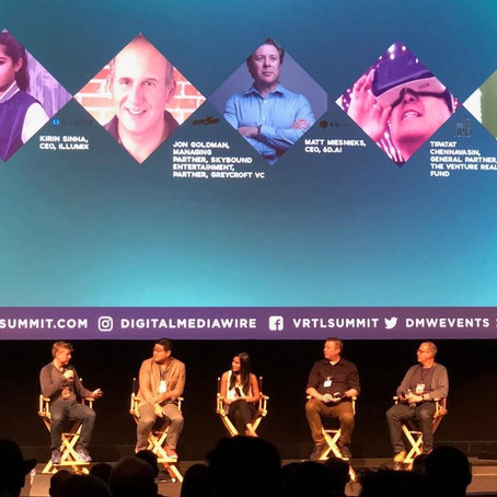 ePlay CEO Leads Off Augmented Reality Industry Panel at Paramount Studios
