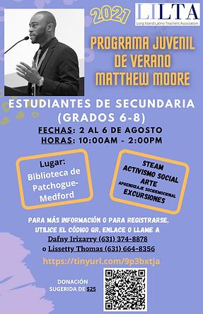 SPN LILTA - Matthew Moore Summer Youth Program.png