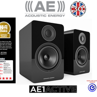 Acoustic Energy AE1 Active Speaker sln dynaudio focal audio Q