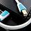 Thumbnail: Chord C USB Digital type A to type B USB kabel 1.5 meter sln belden