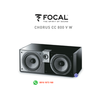 Focal Chorus CC800VW CC800 VW CC 800 centre speaker