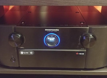 Marantz AV8805 is brand's first 13-channel AV pre-amplifier
