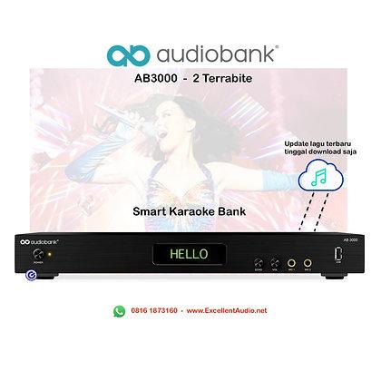 Karaoke Audiobank AB3000
