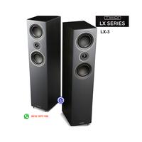 Mission LX3 LX 3 pasif floorstand speaker sln kef b&W