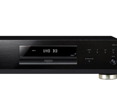 The Pioneer UDP-LX500 is a £1000 4K Blu-ray player