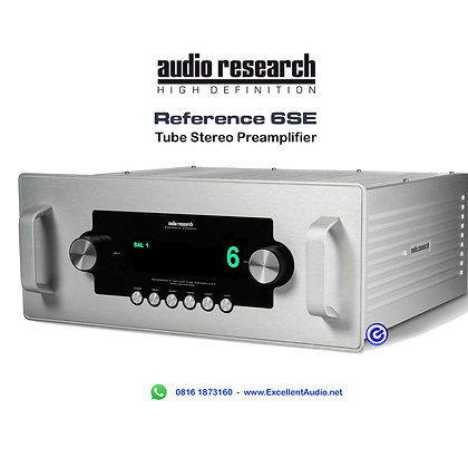 Audio Research Reference 6SE Stereo Tube Preamplifier