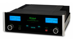 McIntosh's new amplifier is its smallest yet
