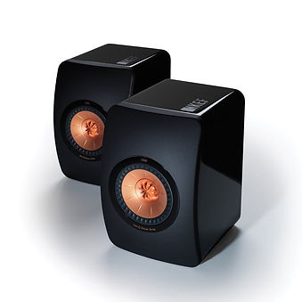 KEF LS50 Excellent Audio Home Theater