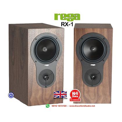 Rega RX1 Audiophile pasif bookshelf speaker