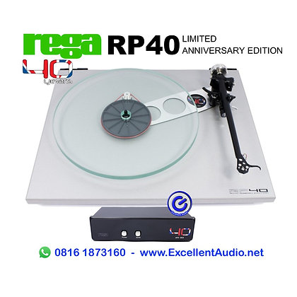 Rega RP40 Special limited anniversary