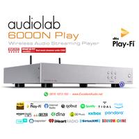 Audiolab 6000N 6000 N wireless streamer spotify tidal internet radio