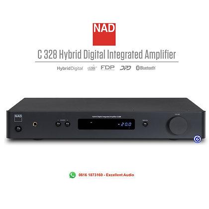 NAD C328 Digital Stereo Amplifier