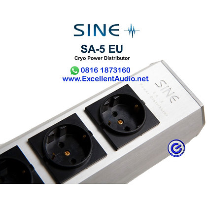 Sine SA5 EU Power distribution power distribusi