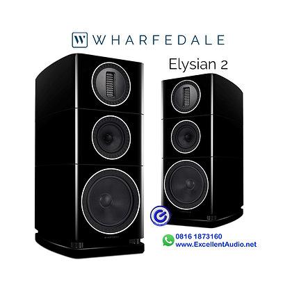 Wharfedale Elysian2 Audiophile pasif speaker