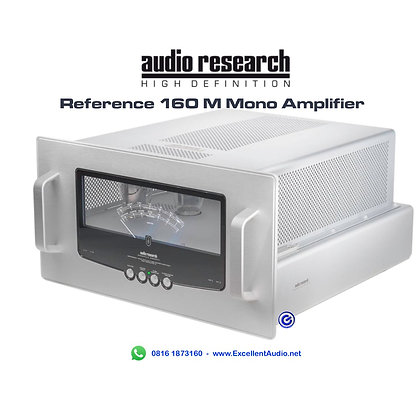 Audio Research Reference 160 mono tube power amplifier