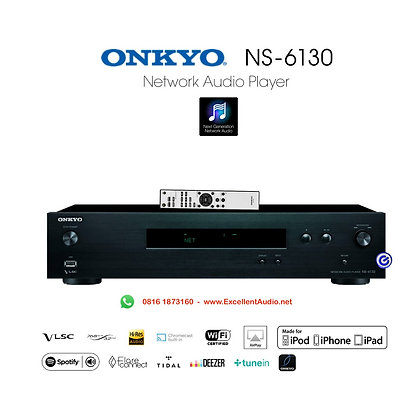 Onkyo NS6130 bluetooth streamer network audio player