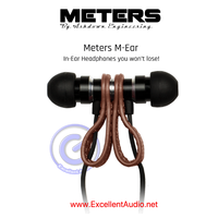Meters M in ear wired headphone sln jbl akg sennheiser beats sony