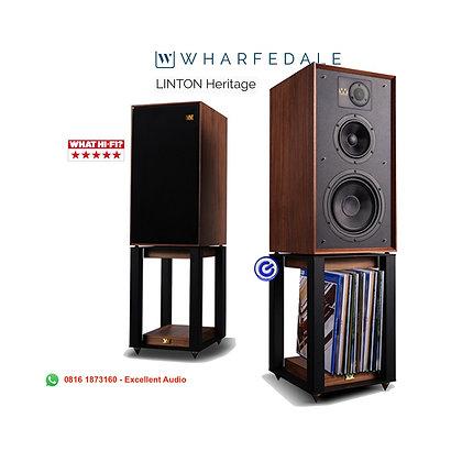 Wharfedale Linton audiophile pasif speaker