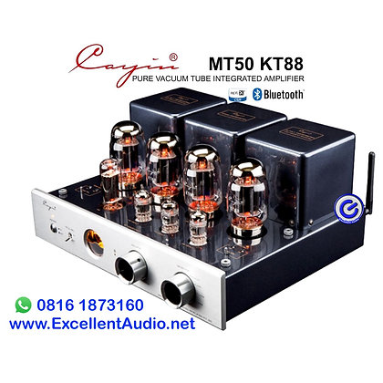 Cayin MT50 bluetooth vacuum tube stereo amplifier amplifier tabung