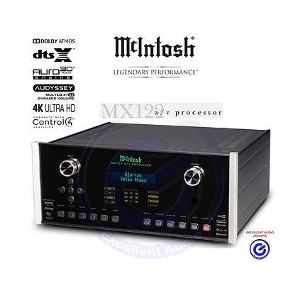 McIntosh MX 122
