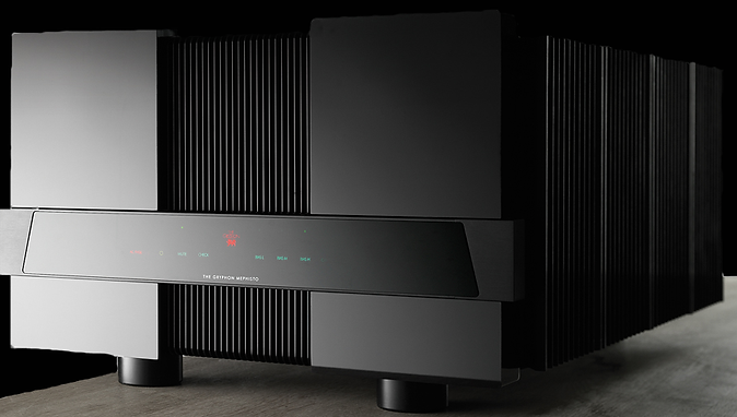 Gryphon Mephisto Excellent Audio Home Theater