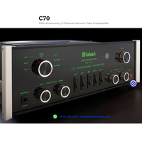 McIntosh C70 Tube Preamp 70th Anniversary limited edition