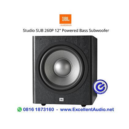 JBL studio Sub260