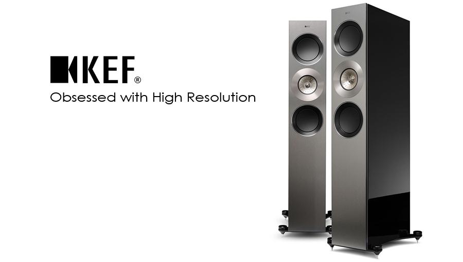 KEF Speakers System