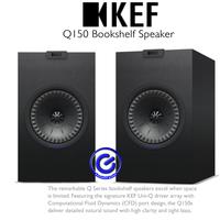 KEF Q150 bookshelf passive speaker