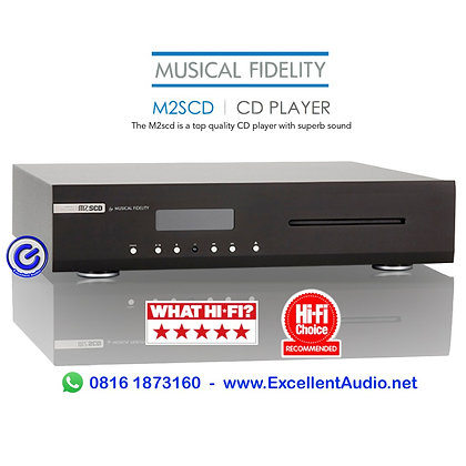 Musical Fidelity M2sCD