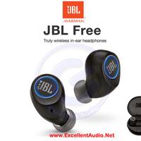 JBL Free in ear wireless headphone sln b&o sony akg sennheiser