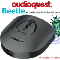 Audioquest Beetle optical bluetooth USB digital analog converter DAC