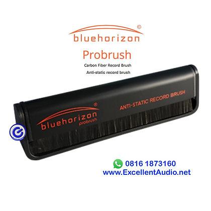 Blue Horizon Pro Brush anti static carbon fibre record brush sikat piringan hita