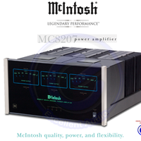 McIntosh MC 8207 power amplifier 7 channel sln marantz yamaha onkyo