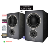 Mission LX2 LX 2 pasif bookshelf speaker sln kef b&w