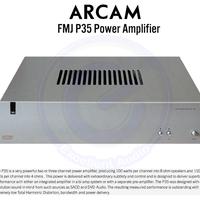 Arcam FMJ P35 stereo power amplifier sln Macintosh denon rotel nad Yam