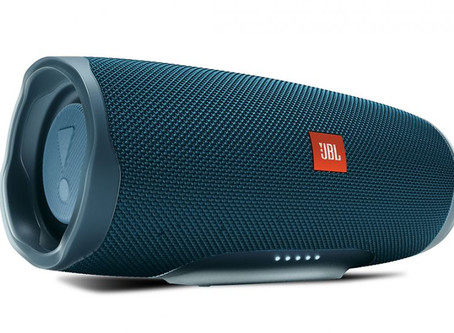 JBL launches new Charge 4 portable Bluetooth speaker