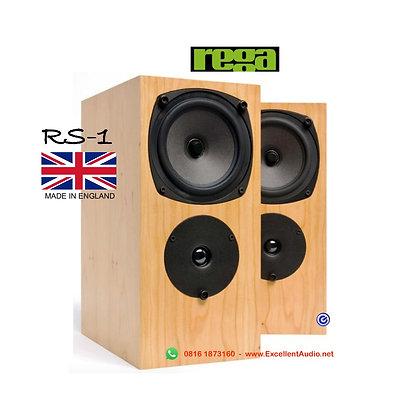 Rega RS1 bookshelf pasif speaker