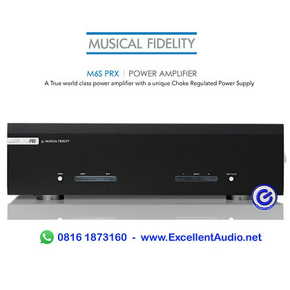 Musical Fidelity M6s PRX
