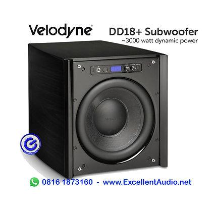 Velodyne Digital drive DD18+