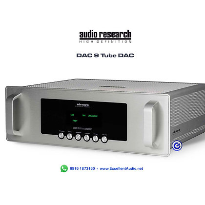 Audio Research DAC9 Digital Analog converter